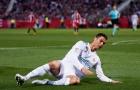 Cristiano Ronaldo hoàn toàn bất lực vs Girona