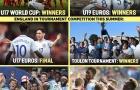 Năm 2017: Năm người Anh thống trị bóng đá thế giới
