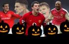 Top 10 cầu thủ 'halloween' nhất giải Ngoại hạng Anh