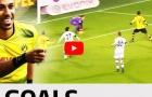 Các bàn thắng của Pierre-Emerick Aubameyang từ đầu mùa