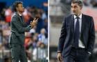 Về cách dùng người, Ernesto Valverde không khác Luis Enrique