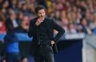 Atletico trên bờ vực thẳm: Simeone đã cạn ý tưởng?