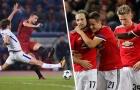 Bản tin BongDa ngày 1.11 | MU chắc suất qua vòng bảng, Chelsea thua sốc trước AS Roma