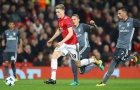 Chấm điểm Man Utd 2-0 Benfica: Gọi tên Scott McTominay!