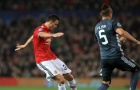 Cú sút cực căng của Nemanja Matic vs Benfica