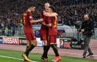 Đánh bại Chelsea, Roma lập 2 cột mốc khủng