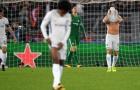Danny Drinkwater thể hiện ra sao vs AS Roma?