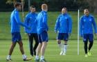 Khủng hoảng chưa qua, nhưng tiếng cười đã trở lại sân tập Everton