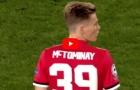 Màn trình diễn ấn tượng của Scott McTominay vs Benfica