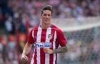 Fernando Torres và những dấu ấn đáng nhớ trong màu áo Atletico Madrid