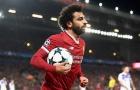 Salah là 'nhân tố X' không thể thay thế của Liverpool
