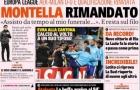 Báo chí châu Âu hổ thẹn với hành vi bạo lực của Evra