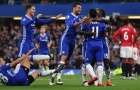 Chelsea hủy diệt Manchester United 4-0 mùa 2016/17
