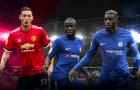 5 điểm nóng Chelsea - Man Utd: Kante trở lại, Matic tắt điện?