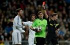 5 thẻ đỏ đáng xấu hổ của Ramos khi gặp Barcelona