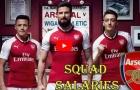 Hé lộ bảng lương của cầu thủ Arsenal mùa 2017/18