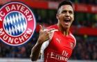 Alexis Sánchez có phải là mảnh ghép còn thiếu của Bayern?