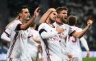 Đánh bại Sassuolo, Milan giải tỏa sức ép đang đè nặng