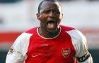 Đêm qua, fan Arsenal lại nhớ đến Vieira