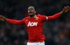 Đỉnh cao của Patrice Evra tại Manchester United