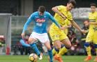 Highlights: Chievo 0-0 Napoli (Vòng 12 Serie A)