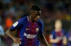 Tin vui cho Barca: Dembele có thể trở lại trong trận El Clasico tháng 12