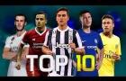 10 chủ nhân của Quả bóng vàng trong tương lai