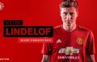 10 tân binh gây thất vọng nhất Premier League: Thảm họa Lindelof