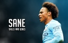 Leroy Sane ngày càng hoàn thiện ở Man City