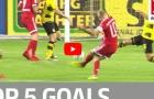 Robben, Lewandowski, Bartra và những bàn thắng đẹp nhất vòng 11 Bundesliga