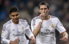 Thời hoàng kim của Angel Di Maria tại Real Madrid
