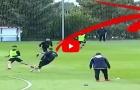 Cristiano Ronaldo chuyền bóng rabona điệu nghệ cho Gareth Bale