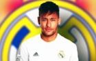 Neymar đủ tầm thay thế Ronaldo tại Real?