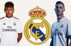 Neymar sẽ sớm đánh bật Ronaldo khỏi Real Madrid