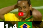 Trận cầu đáng nhớ: Nhật Bản 1-4 Brazil (World Cup 2006)