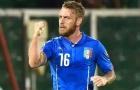De Rossi - Người 'cận vệ già' của tuyển Italia