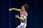 Màn trình diễn của Luka Modric vs Hy Lạp