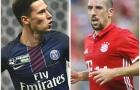 Tiễn Ribery, Bayern tranh sao với Arsenal và Liverpool