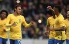 Neymar thể hiện ra sao ở trận gặp Nhật Bản?