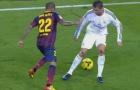Những pha bóng Messi và Ronaldo bị đối phương làm bẽ mặt