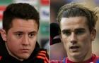 Vụ Griezmann: Man Utd dùng Herrera làm vật tế?
