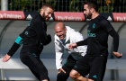 Zidane mừng ra mặt khi Carvajal trở lại
