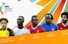 5 ƯCV danh hiệu Cầu thủ hay nhất châu Phi 2017: Mane hay Salah?
