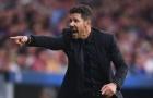 Chủ tịch Atletico: 'Đừng hòng ai đụng được vào Simeone'