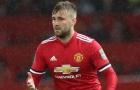 Đã hết hy vọng, Man Utd ra giá bán đối với Luke Shaw