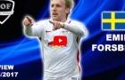 Emil Forsberg xuất sắc như thế nào?