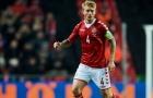 Highlights: Đan Mạch 0-0 CH Ireland (Vòng Play-off World Cup)
