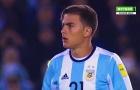 Ít phút ngắn ngủi của Paulo Dybala vs Nga
