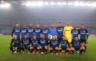 Javier Zanetti trẻ trung như 'nam thần' giữa những ông bạn già