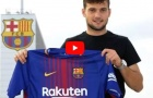 Jose Arnaiz - tương lai của Barcelona